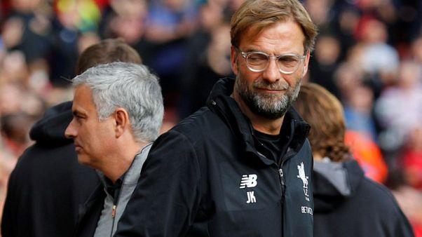 Man United boss Mourinho questions Klopp over Liverpool's Van Dijk signing