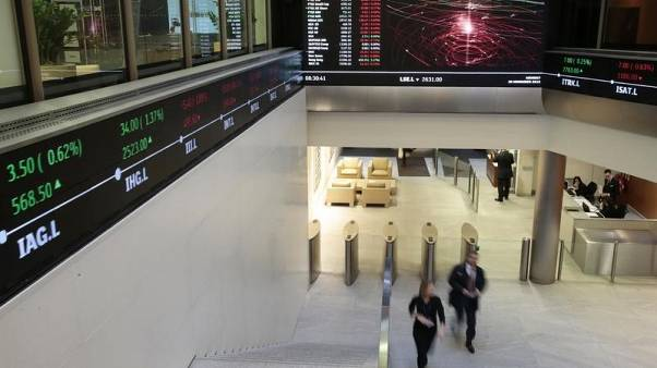 London Stock Exchange's company floats hit three-year high at 15 billion pounds
