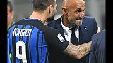 Inter-Lazio: attesi 60 mila tifosi