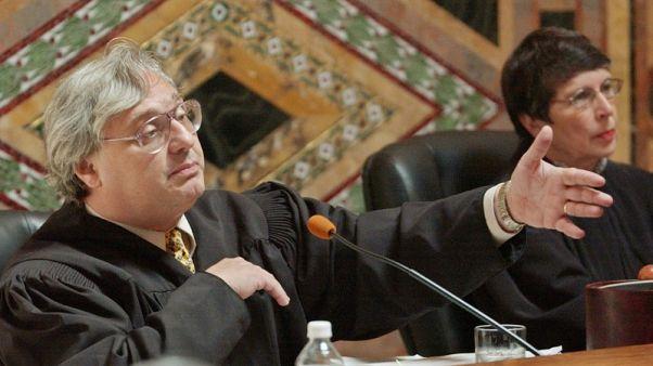 U.S. appeals judge steps down amid harassment inquiry - report