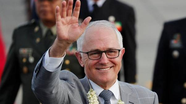 Australia's Turnbull goes rural in a cabinet reshuffle aimed at widening appeal