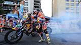 Dakar 2018:10 moto in lotta per vittoria