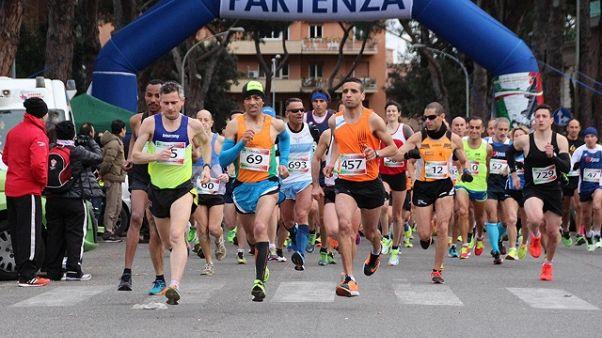4 febbraio a Roma 5/a Corsa del Ricordo