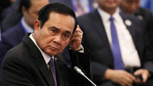 Thai junta to lift ban on political activity, paving way for election
