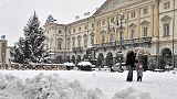 Nevica in Vda, chiusa la Val Ferret