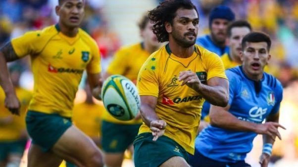 Rugby: l'international australien Hunt arrêté en possession de drogue