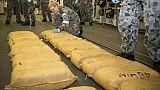 Huit tonnes de haschich saisies en mer d'Arabie par la marine australienne