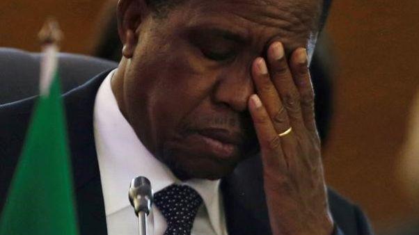 رئيس زامبيا يصدر أمرا للجيش بالمساعدة في مكافحة انتشار الكوليرا