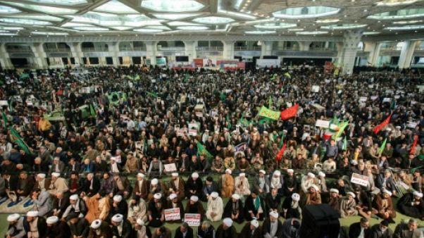 """L'Iran met en garde contre les """"rassemblements illégaux"""" après des protestations"""