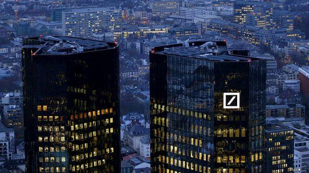 Deutsche Bank to resume normal bonuses, some to get raises - CEO
