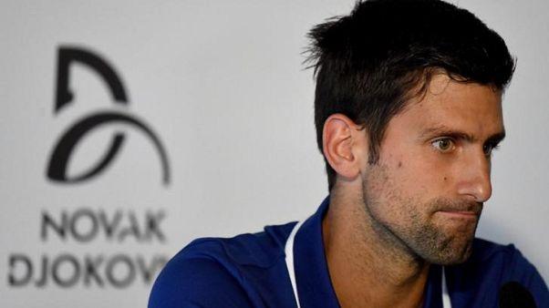 الإصابة تضطر ديوكوفيتش للانسحاب من بطولة قطر للتنس