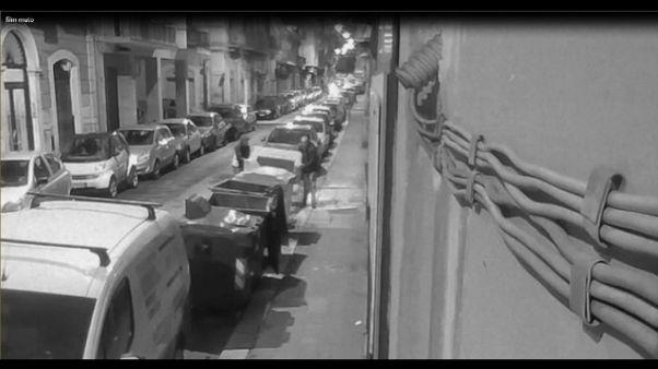 Rifiuti:'sporcaccioni' Bari in film muto