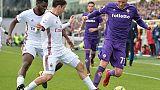 Serie A: Fiorentina-Milan 1-1
