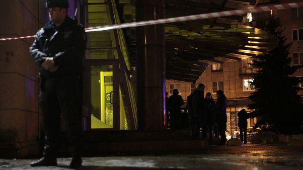 روسيا تعلن اعتقال المشتبه بتنفيذه هجوما في سان بطرسبرج