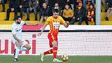 Serie A: primo successo Benevento