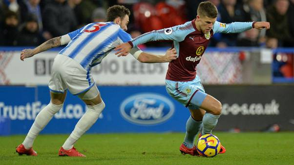 Clarets rue missed chances at Huddersfield