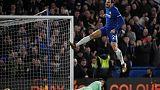 Willian shines as Chelsea crush Stoke