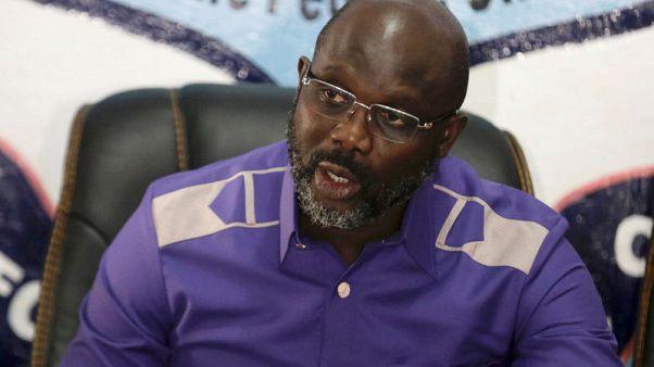 رئيس ليبيريا المنتخب يتعهد بمحاربة الفساد وفتح بلاده أمام الاستثمار