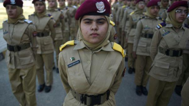 Au Pakistan, les cadettes rêvent de prendre le pouvoir