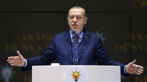 Turkey's Erdogan says will take Jerusalem resolution to U.N. General Assembly
