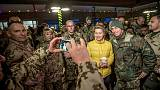 Germany could send more soldiers to Afghanistan - defence minister