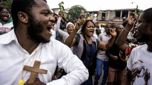 RDC: cinq morts dans la répression des marches anti-Kabila