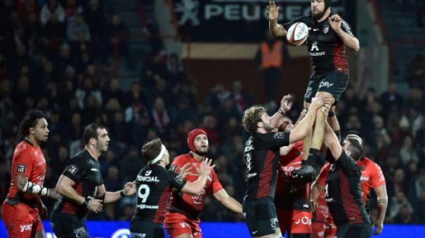 Top 14: Toulouse s'offre un petit Toulon pour finir l'année