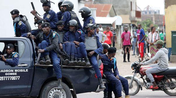 شرطة الكونجو تقتل محتجا في مسيرة قادتها الكنيسة ضد كابيلا