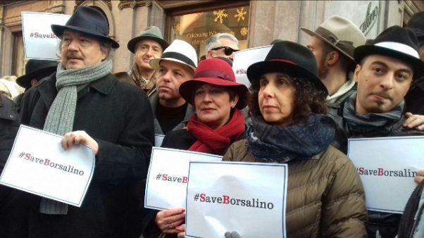 Alessandria saluta 2018 con Borsalino