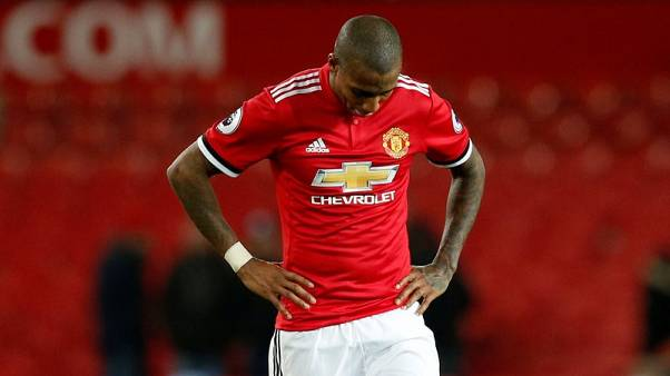 Manchester United's Young charged with violent conduct - FA