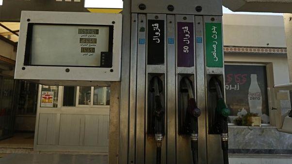 تونس ترفع أسعار الوقود والبنزين يزيد 2.85%