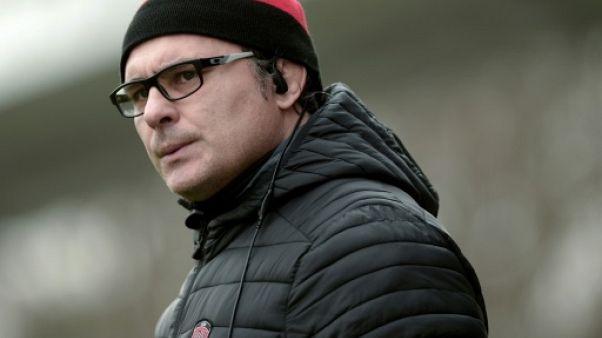 XV de France: l'entraîneur des avants de Lyon libéré pour le tournoi