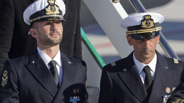 Marò: Latorre,spera 2018 porti innocenza