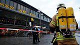 الشرطة الألمانية تسمح باستئناف حركة بعض القطارات في محطة ببرلين