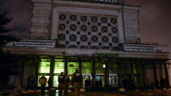 Attentat de Saint-Pétersbourg: l'auteur présumé a reconnu sa culpabilité