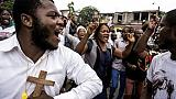RDC: un policier et trois civils tués en marge des manifestations anti-Kabila