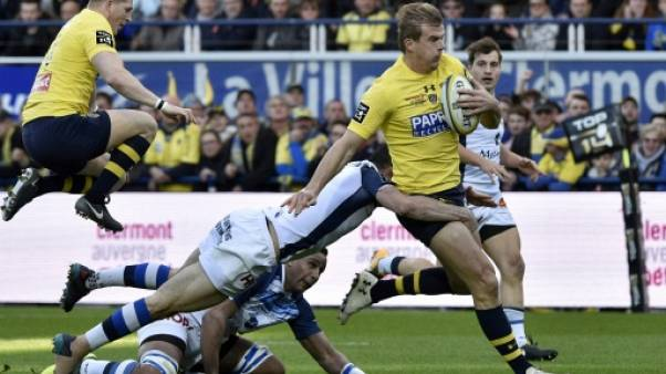 Top 14: Clermont tombe face à Castres, insatiable