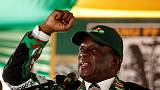 Zimbabwe's Mnangagwa drops hint military chief set for vice presidency
