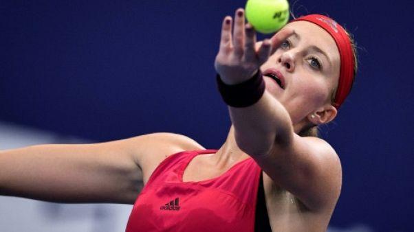 tennis: la série noire se poursuit pour Mladenovic à Brisbane