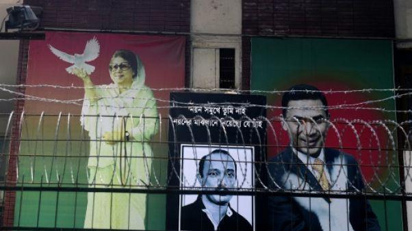 Bangladesh: peine capitale requise contre le fils de la chef de l'opposition