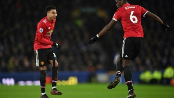 Manchester United regoûte à la victoire