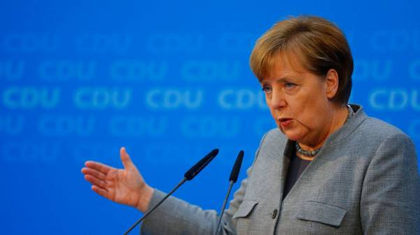 Merkel's conservatives and SPD to start talks on forming government on Jan 7