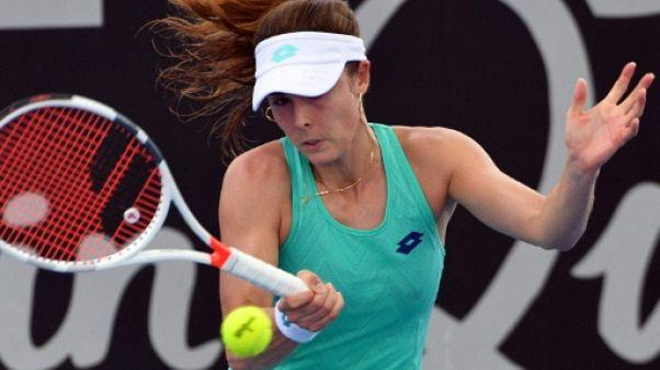 Tennis: Alizé Cornet passe en quarts à Brisbane