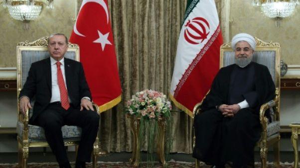 "La Turquie ""inquiète"" des manifestations en Iran"