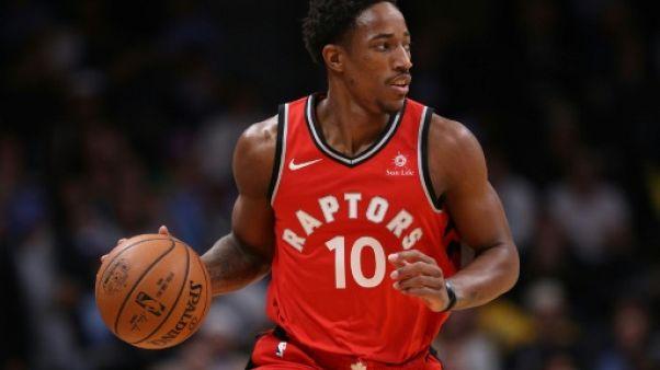 NBA: DeRozan fait des étincelles