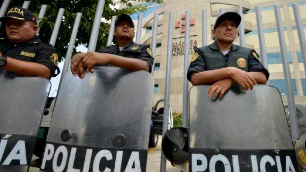"""Pérou: Fujimori toujours hospitalisé dans un état """"stable"""""""