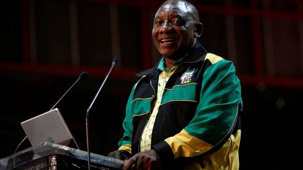 South Africa's new ANC leader Ramaphosa aims to fight corruption