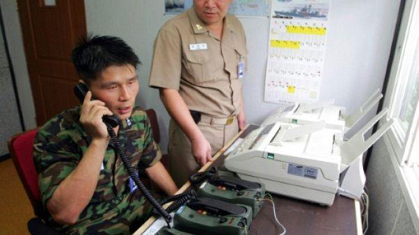 Téléphone intercoréen: des décennies de friture sur la ligne