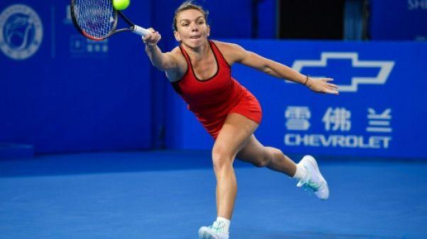 Tennis: Simona Halep assurée d'être tête de série N.1