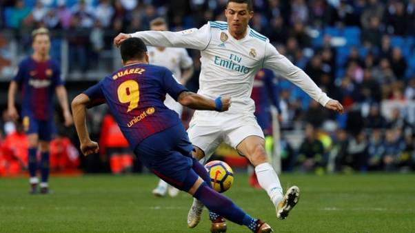 Barcelona edge Real Madrid on TV income